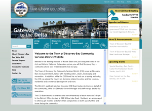 Discovery Bay launches new website