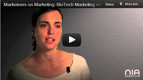 Marketeers on Marketing: BioTech Marketing with Lisa Isailovic